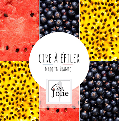 Cire&Jolie - Produits Made in France